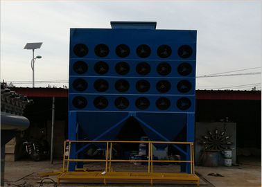 Cina Mesin Air - Box Pulse Baghouse Dust Collector Untuk Workshop Dust Collection pemasok