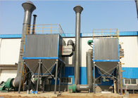 Cina Pulse Cloth Bag Filter Bunker Top Baghouse Dust Collection System CE Lulus perusahaan