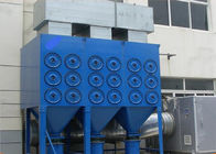 Pulse Filter Cylinder Baghouse Dust Collector Kondisi Pengelasan Debu Industri